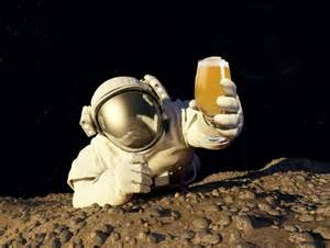 Moon Dust to your Beer, anyone?