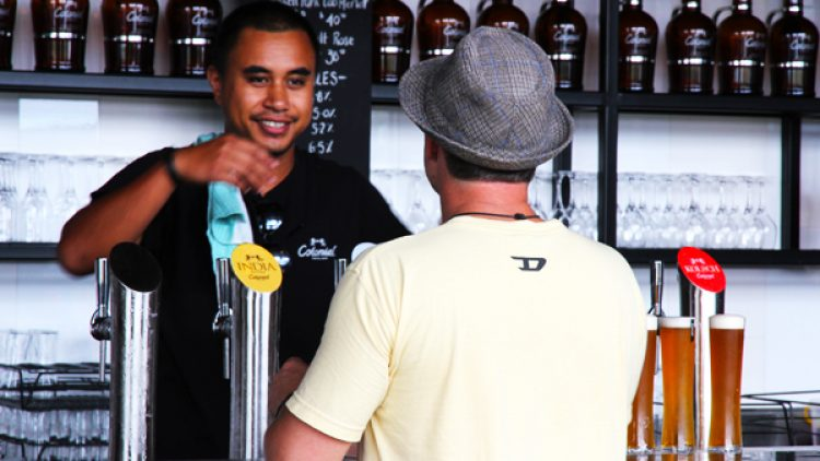 White Rabbit brewery in Geelong