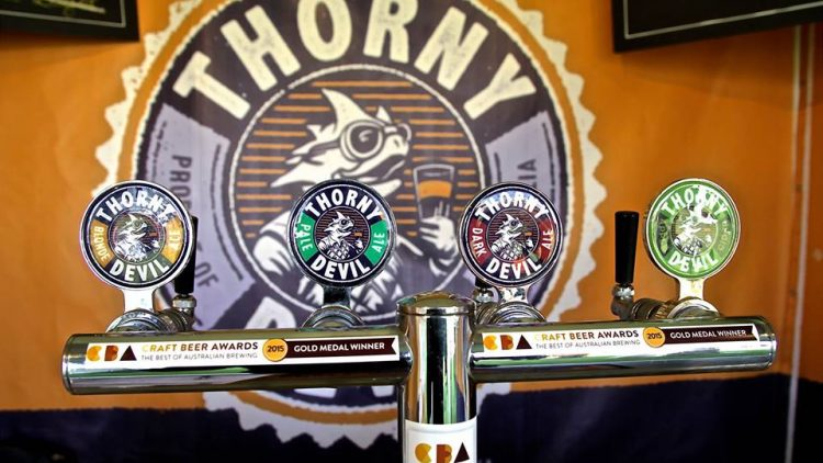 Dark Beer: Thorny Devil Craft Beer is Australia's most popular