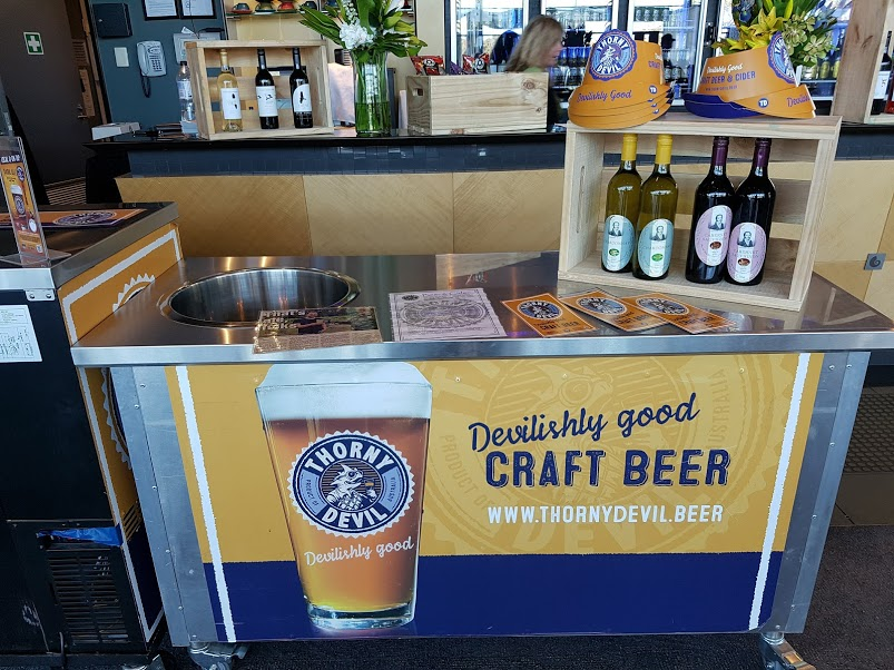 Thorny Devil: Why Beer Sellers are Cellaring Beer