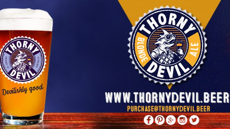 Australian Brewer Trophy Winner: Thorny Devil Craft Beer