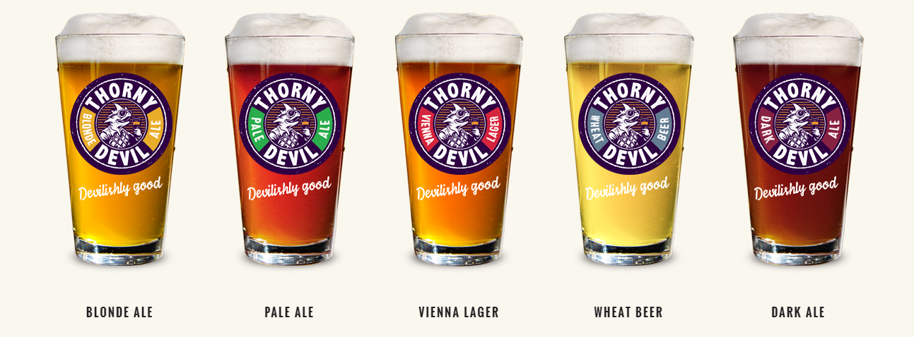 Check out the top 100 Australian Craft Beers – Thorny Devil