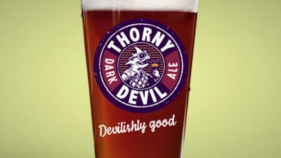 Thorny Devil: How to make a picture perfect beer