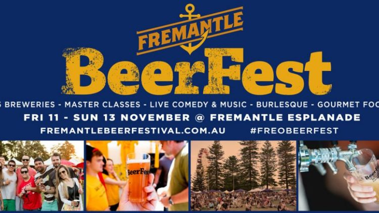 FREMANTLE BEERFEST 2016