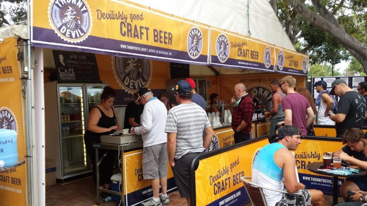 Australian Beer Online: Discounted Thorny Devil if you order now!