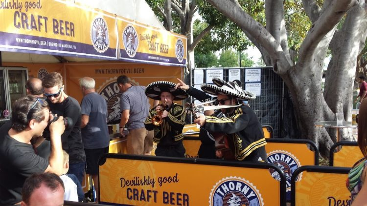 Online Beer and Wine: Thorny Devil Delivered for Free!