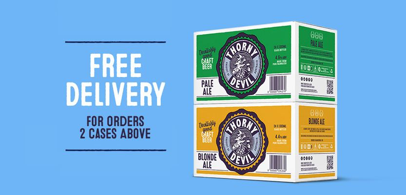 Alcohol Delivery: Award-Winning Beer Available Online Now