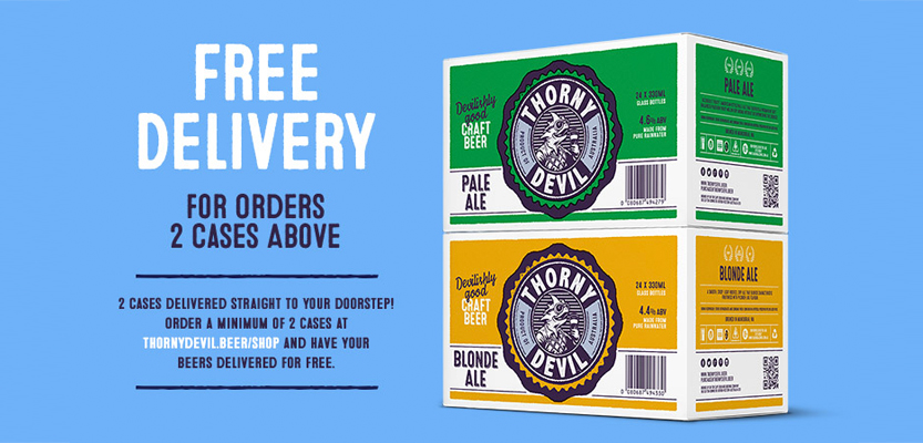 Online Beer Delivery: Order online and get your beers at 20% OFF