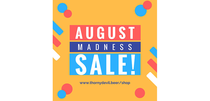 Online Bottle Shop: Discounted beer for the month of August. Buy now!
