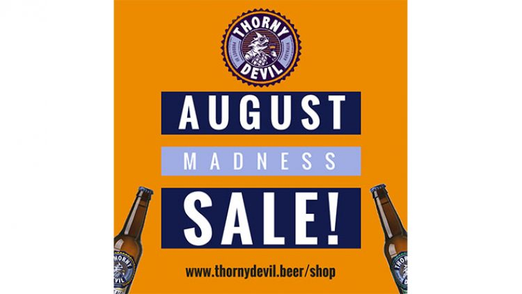 Beer Sale: August Madness Sale – Get your beers at 20% OFF