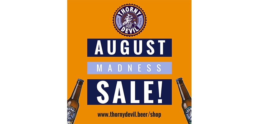 Buy Beer Online: Get your beers at 20% OFF this month of August.