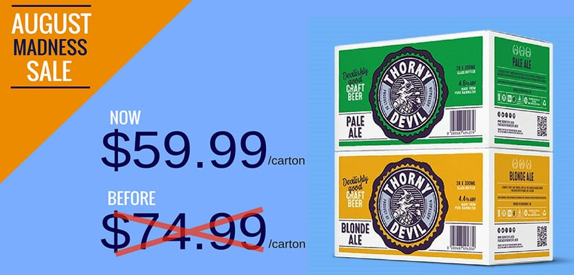 Cheap Beer Online: Thorny Devil Now Available Online